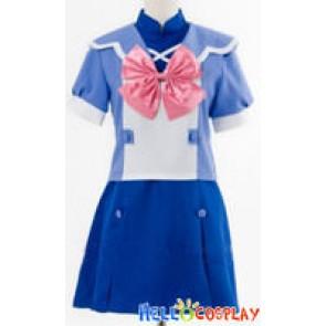Macross Frontier Cosplay School Girl Uniform