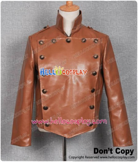 The Rocketeer Billy Campbell Jacket Costume