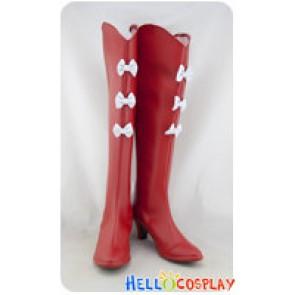 Kill La Kill Cosplay Nonon Jakuzure Boots