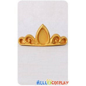 Wedding Peach Cosplay Momoko Hanasaki Imperial Crown Hearwear Prop