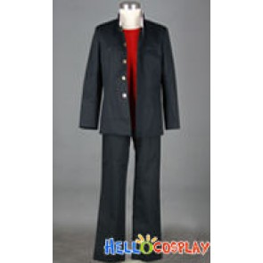 Highschool of the Dead Cosplay Komuro Takashi Costume