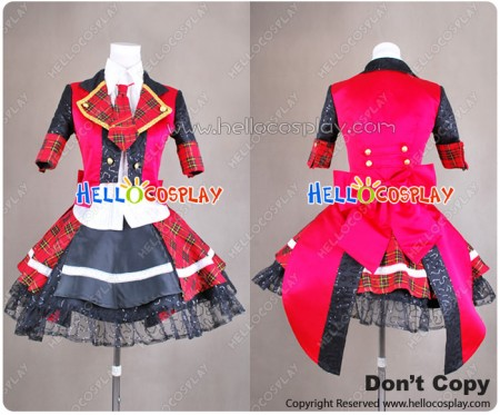 AKB0048 Cosplay Senbatsu Member Minami Takahashi the 5th Costume