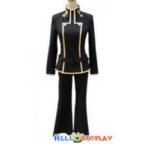 Code Geass C.C. Cosplay Costume Uniform