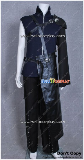 Final Fantasy VII Cosplay Cloud Strife Costume New
