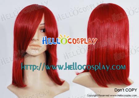 Black Butler Cosplay Madame Red Wig