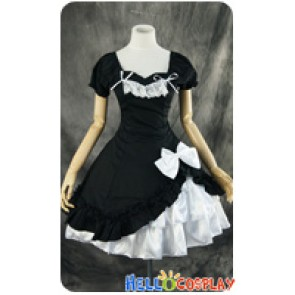 Classical Lace Victorian Lolita Cosplay Costume