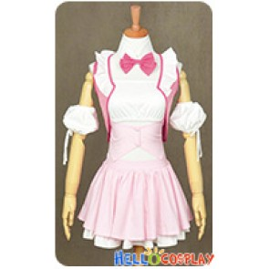 Beyond The Boundary Cosplay Mirai Kuriyama Maid Dress Costume