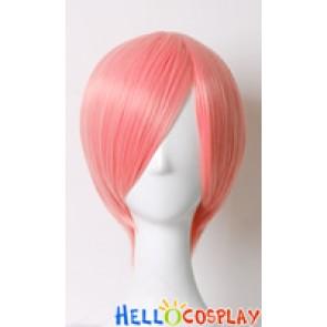 Pink 004 Short Cosplay Wig