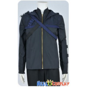 Green Arrow Cosplay Oliver Queen Black Jacket Costume