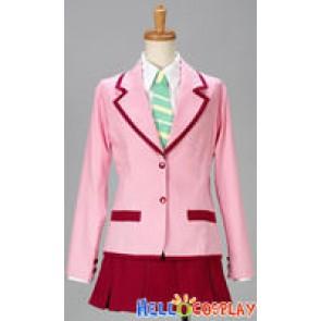 Fresh Pretty Cure Cosplay School Girl Uniform