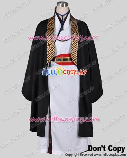 Hakuouki Hakuōki Shinsengumi Kitan Cosplay Chikage Kazama Kimono Costume