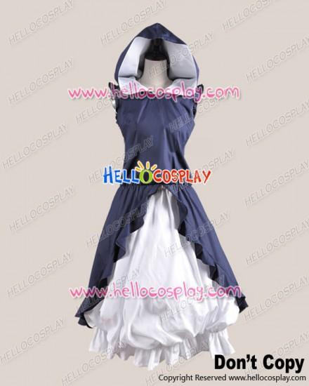 Robotics Notes Cosplay Airi Yukifune Dress Costume