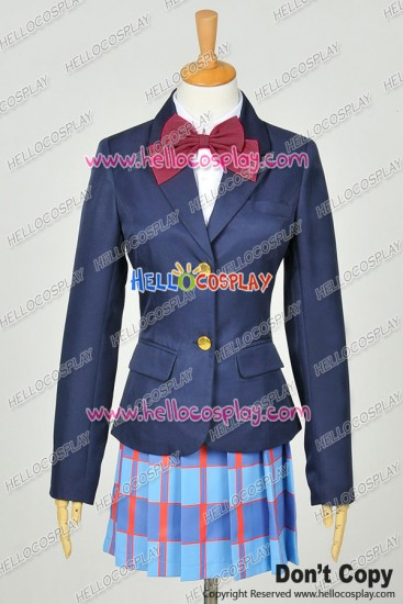Love Live 2 Cosplay Honoka Kōsaka Costume School Uniform