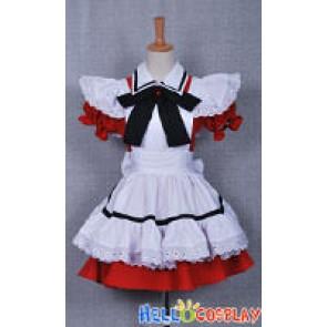 Kawaii Red Lolita Dress