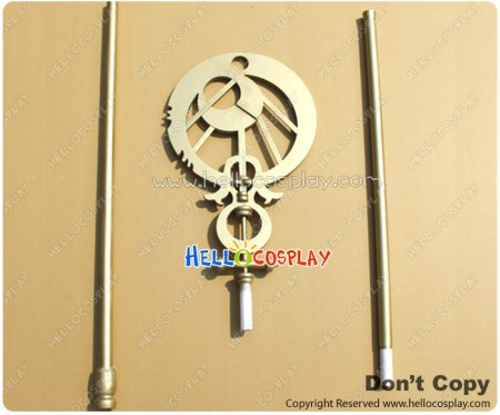 Fate Zero Cosplay Caster Cane Stick Prop Weapon