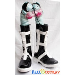 Vocaloid 2 Cosplay Black Rock Shooter Cosplay Boots New