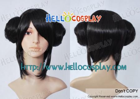 Axis Powers Hetalia APH China Female Cosplay Wig