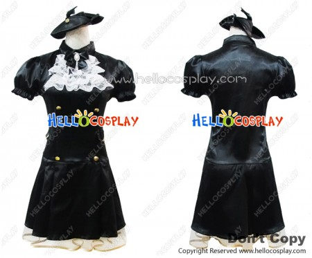 Angel Feather Cosplay Elegant Nobility Maid Dress