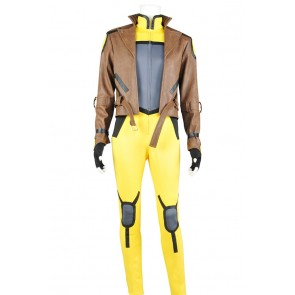 X Men Gambit Cosplay Costume Uniform