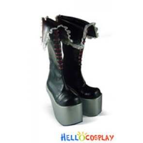 Blazblue Cosplay Shoes Rachel Alucard Boots