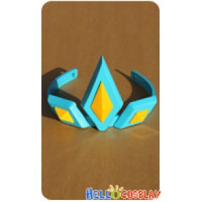 League Of Legends LOL Cosplay Janna Headwear Prop