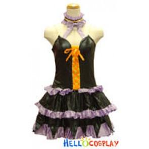 Vocaloid Cosplay Pretty Panty Aku-Marin Kagamine Rin Costume
