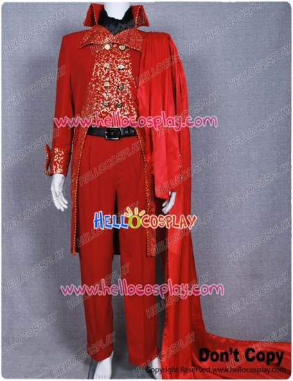 The Phantom of the Opera Erik Costume