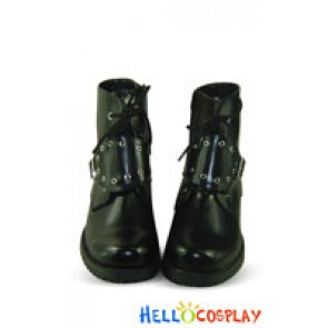 Final Fantasy Cosplay Shoes Squall Leonhart Shoes