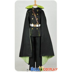 Seraph Of The End Cosplay Yuichiro Hyakuya Costume