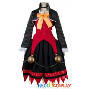Dungeon and Fighter Cosplay Witch Costume