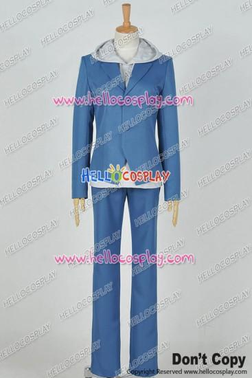 Durarara!! Cosplay Masaomi Kida Costume School Boy Uniform