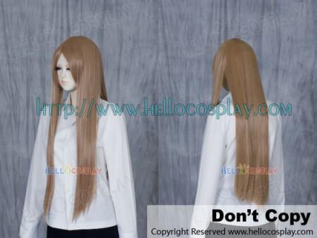 Brown Medium Cosplay Wig