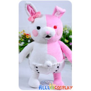 Danganronpa 2 Cosplay Monomi Rabbit Plush Doll