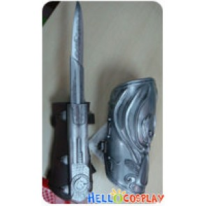 Assassin Creed Cosplay Sleeve Sword Prop