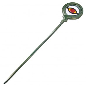 Fairy Tail Cosplay Mystogan Eye Cane Staff Stick Weapon Prop
