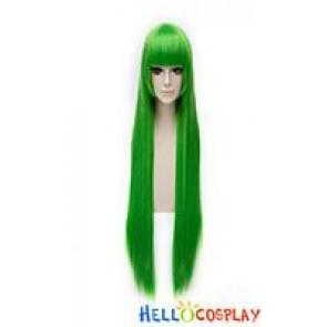 Code Geass C C Cosplay Wig