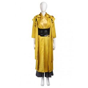 Doctor Strange Ancient One Cosplay Costume Uniform