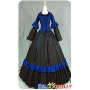 Victorian Lolita Corset Lace Theatre Gothic Lolita Dress