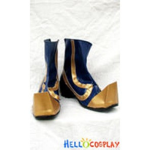 Dynasty Warriors IV Cosplay Sima Yi Boots