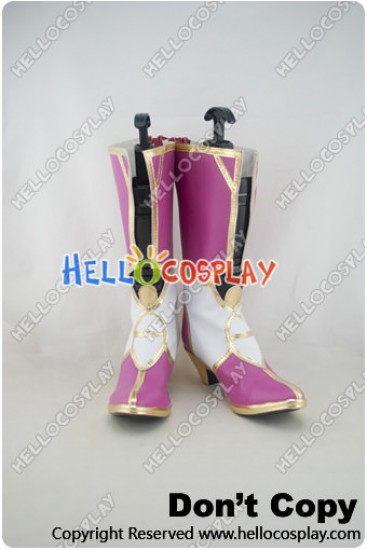 Wand of Fortune 2 Cosplay Lulu Boots
