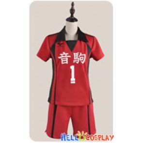 Haikyū Cosplay Volleyball Juvenile Sports No.1 Ver Uniform Costume