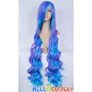 Vocaloid Anti The Holic Cosplay Luka Curly Wig