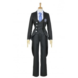 Black Butler Cosplay Ciel Phantomhive Costume Weston Uniform