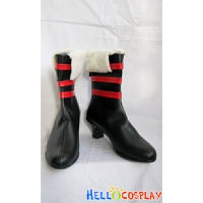 Katekyo Hitman Reborn Cosplay Chrome Dokuro Short Boots