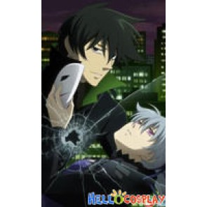 Darker Than Black Hei Sword and Mask