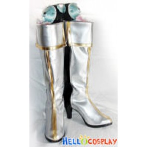 Dynasty Warriors VI Cosplay Huang Yueying Boots