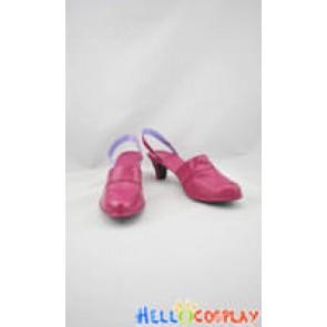 Yu-Gi-Oh Cosplay Aki Izayo Shoes