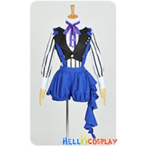 Black Butler Kuroshitsuji: Book Of Circus Cosplay Ciel Phantomhive Costume
