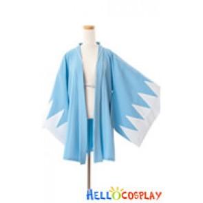 Hakuōki Hakuouki Shinsengumi Kitan Cosplay Shinsengumi Blue Coat Costume