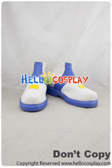 Vocaloid 2 Project DIVA Cosplay Shoes Kaito Shoes